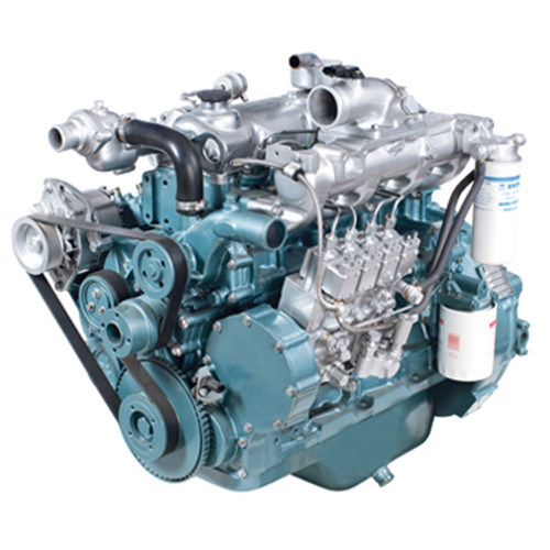 Truck Engine Water Cooled Single Cylindersel Engine