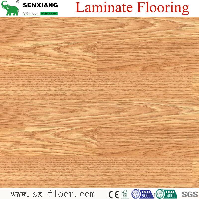 China 8mm European Standard Class32 Ac4 Durable Wood Laminate Flooring Laminated