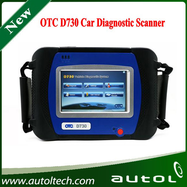 [Hot Item] Bosch Diagnostic Tool OTC D730 Professional Car Scanner