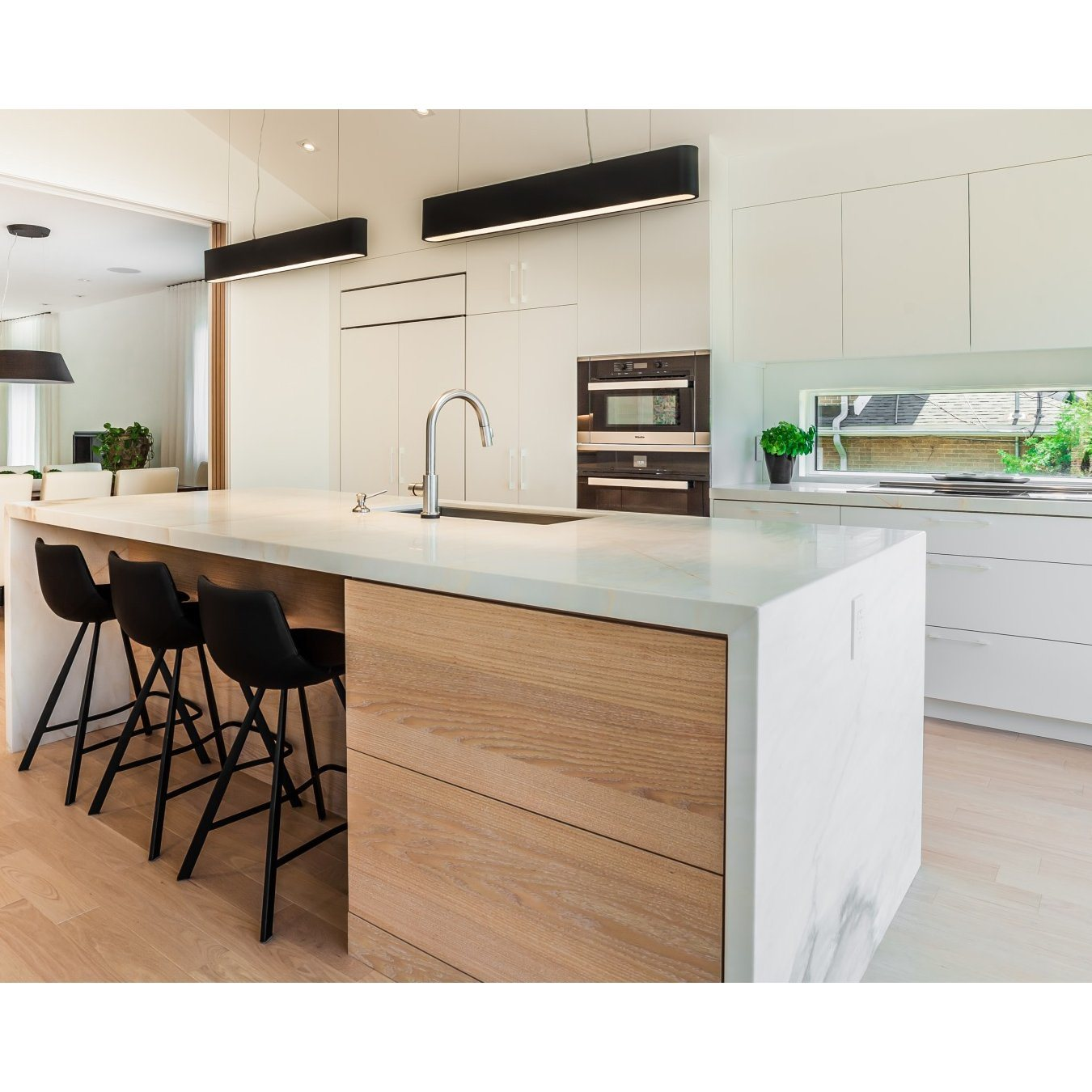 [Hot Item] China Manufacturer Outlet Modular Flat Pack Bespoke Kitchen  Cabinet