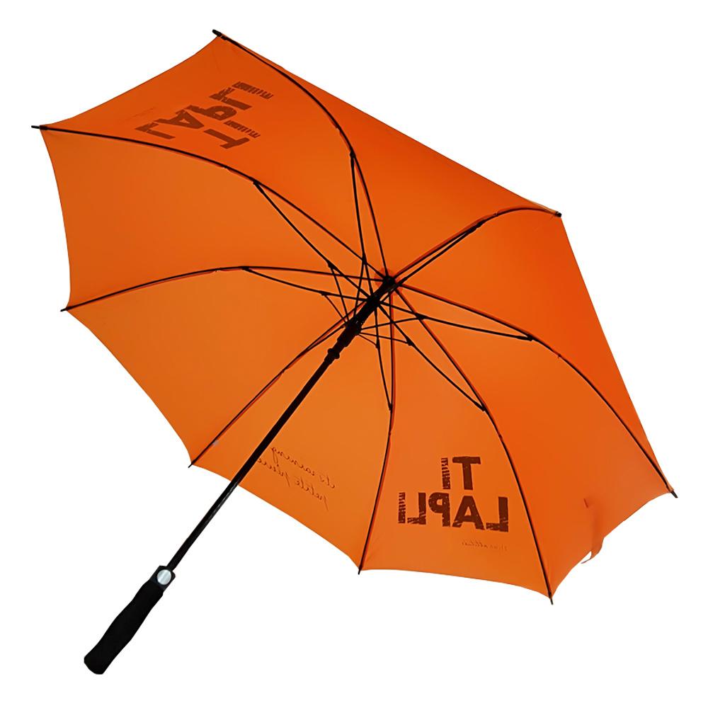 813b6cdf65a7 China Custom Logo Long Shaft Golf Umbrella Holder with EVA Handle ...