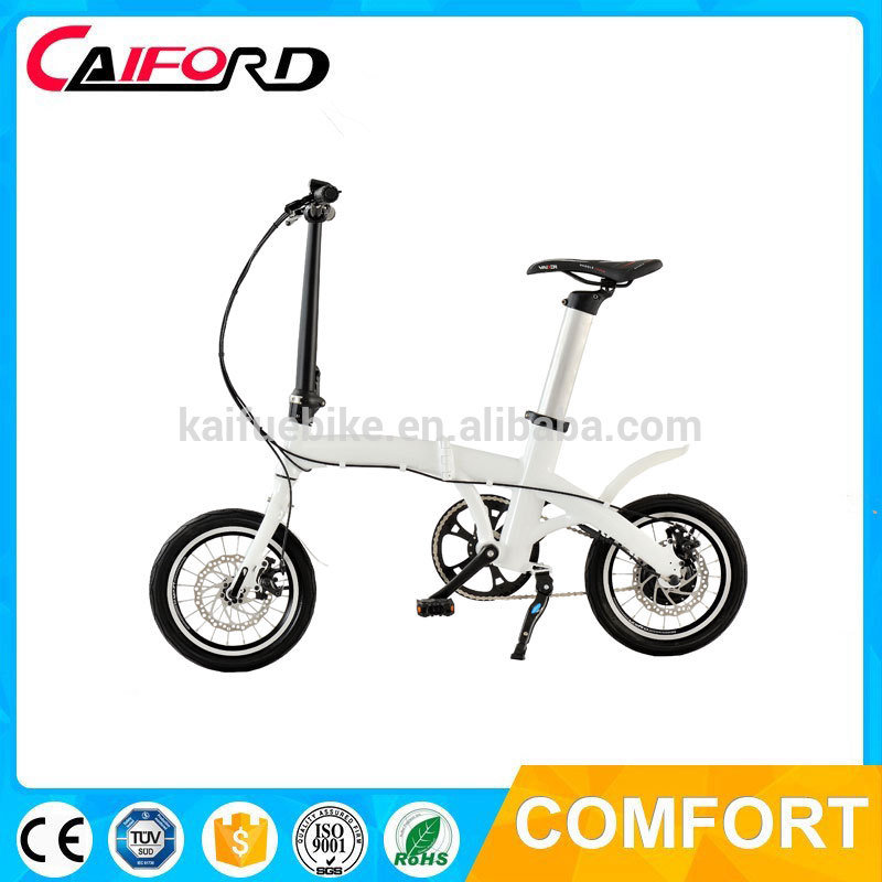 e417def831e 14inch New Electric Panasonic Lithium Battery Bike Folding/ 200W Hum Motor  Impossible Kids Electric Quad Bike Wholesale