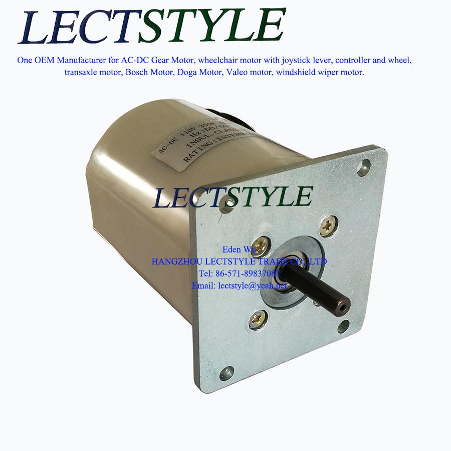 Dc Motor Wiring - Wiring Diagrams on