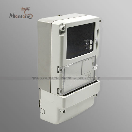 Three-Phase Multi-Function Electronic Meter Case (MLIE-EMC088)
