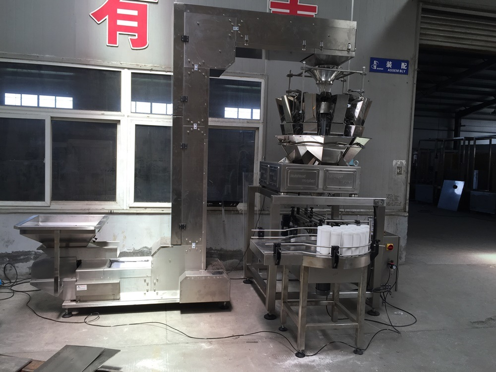 Automatic Linear Granule Packaging Machine pictures & photos