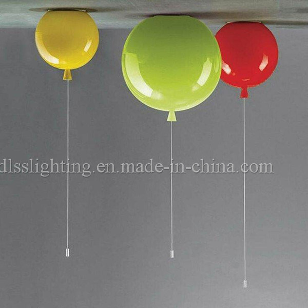 New Italy Design Creative Colourful Balloon Decorative Ceiling Lamp