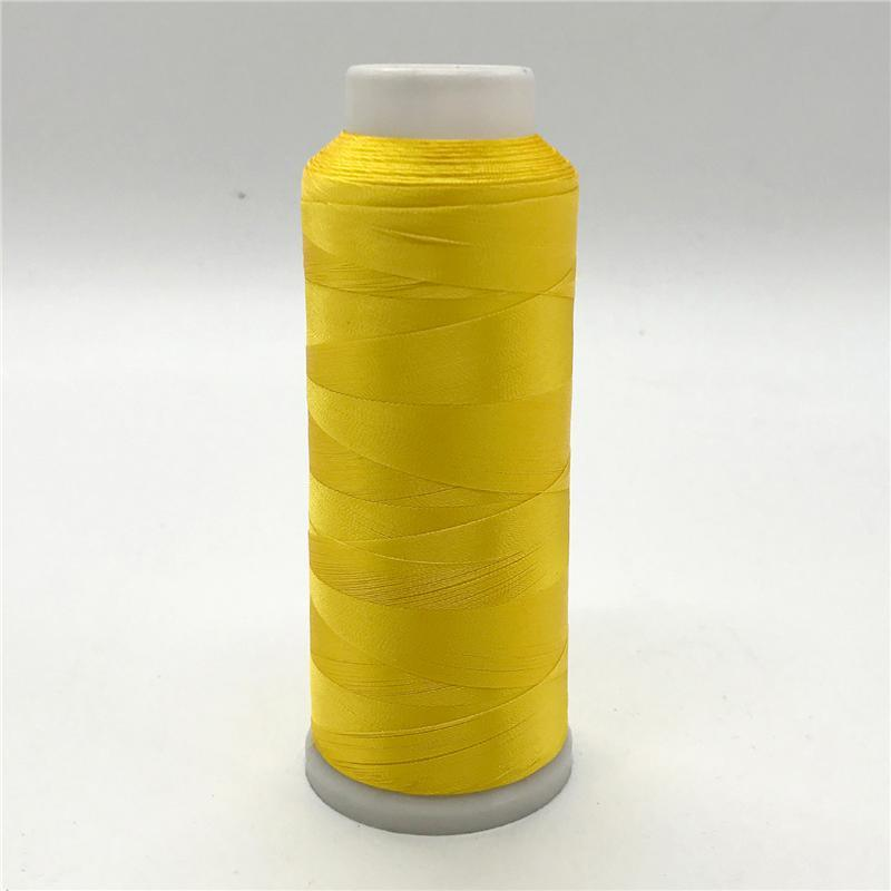 Shanfa 100% Rayon Embroidery Thread 120d/2 2000yds
