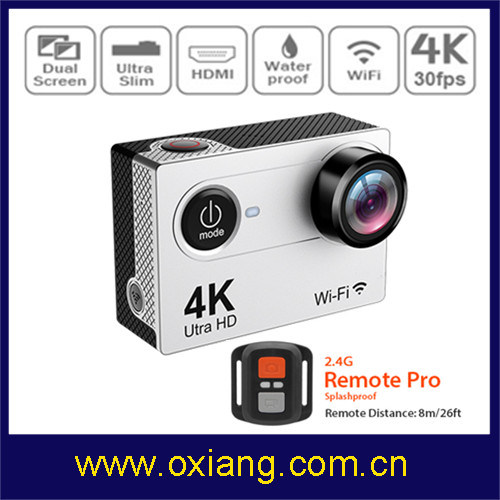 "4k HD WiFi Sports Action Camera 2.0"" LCD 16MP Diving DVR Video Camcorder pictures & photos"