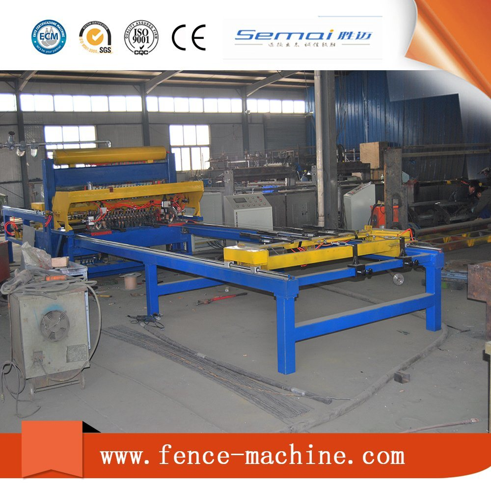China 3D Panel Production Line 3D Wire Mesh Welding Machinery 3D ...