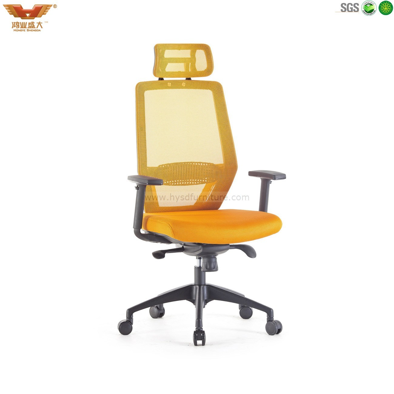Hot Item Executive Adujustable Armrest Mesh Office Swivel Chair Mesh Chair 610lg