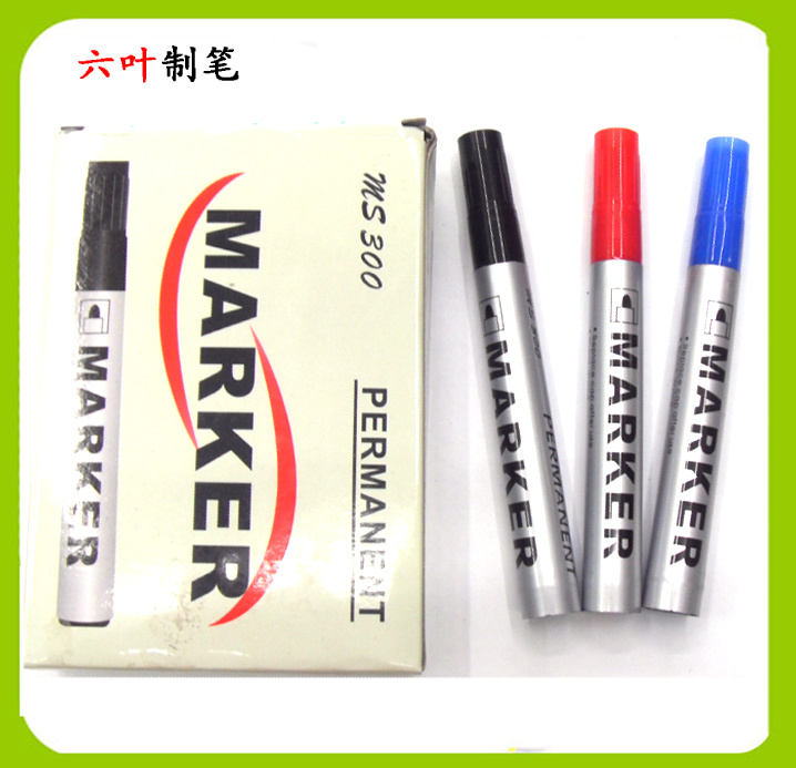 China High Quality Permanent Marker Pen (MS300