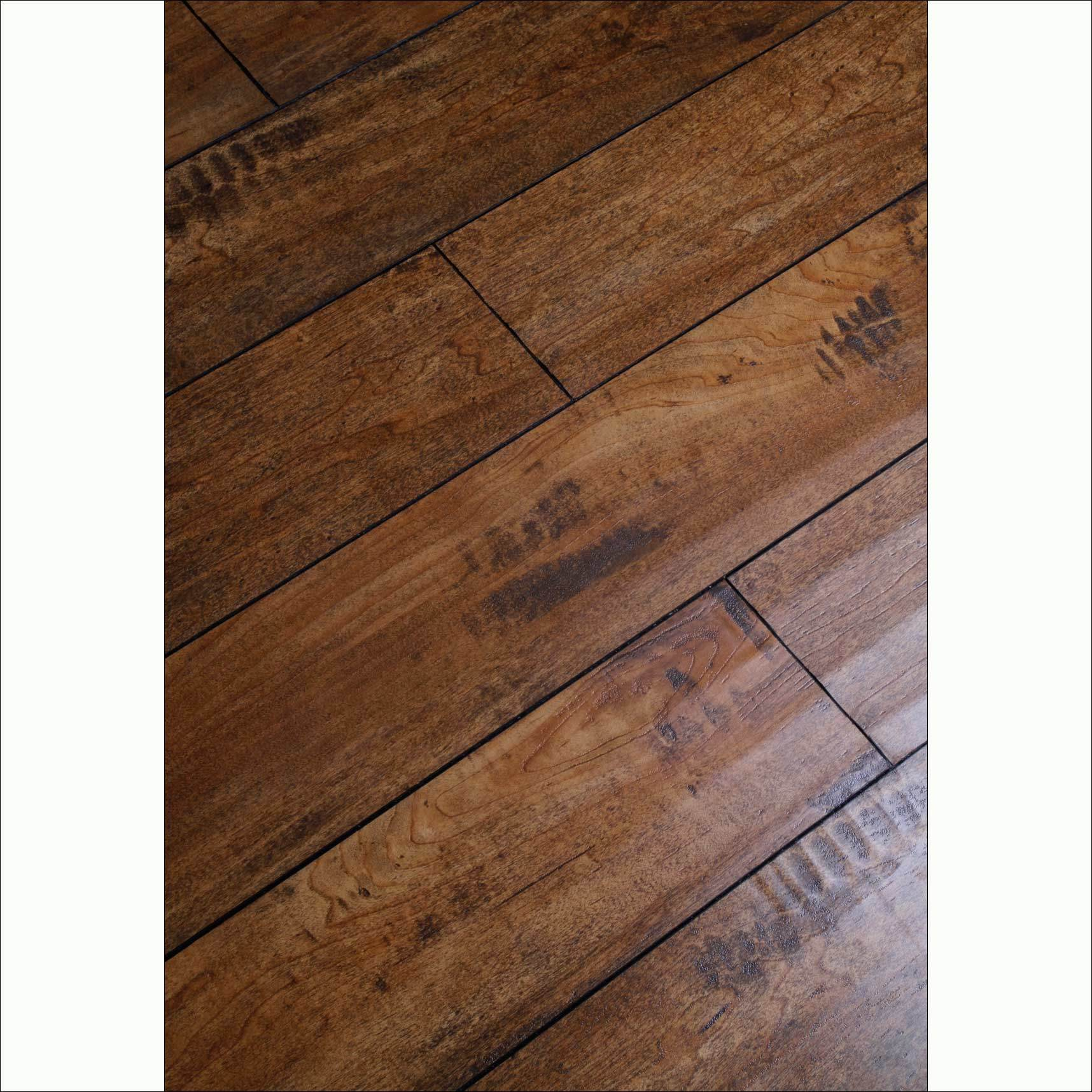 Hdf Waterproof Hand Sed Grain Laminate Flooring