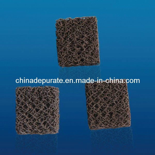 Small Universal Engine Exhaust System Metal Wire Mesh Catalyst