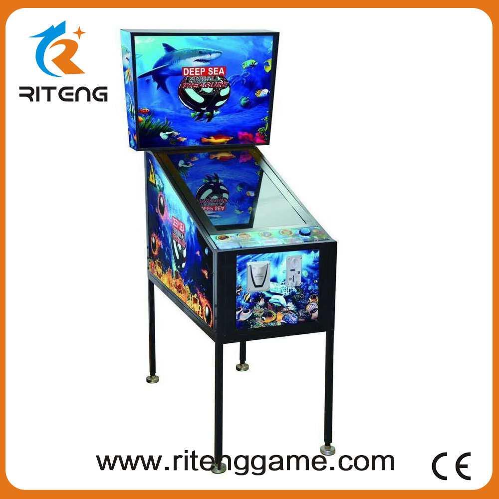 [Hot Item] Electric Arcade Pinball Games Machine for Sale