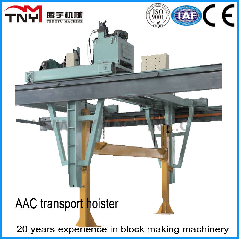 [Hot Item] German Technology AAC Block Machine for Sale AAC Block  Manufacturers in China