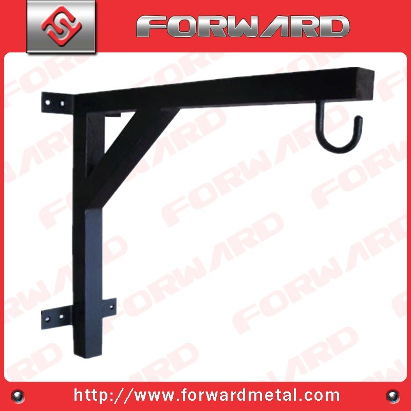 OEM Steel Bending Solid Shelf Bracket