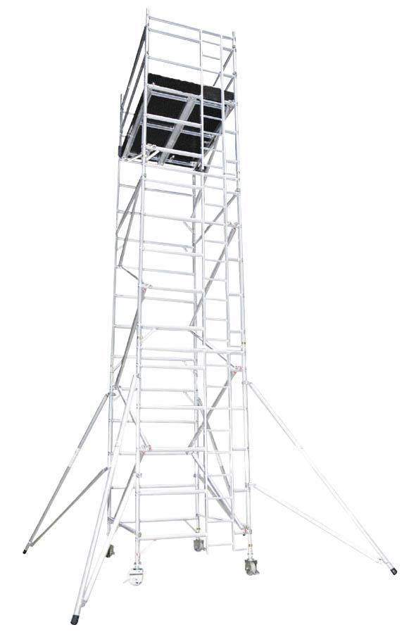 Aluminum Alloy Moveable Scaffold