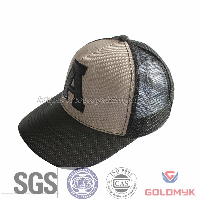 c7d449083 [Hot Item] Cheap Full Mesh Trucker Cap with Custom Brand (GKL-062)