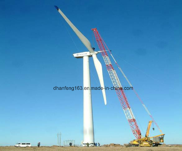 Wind Power Pole Steel Tower