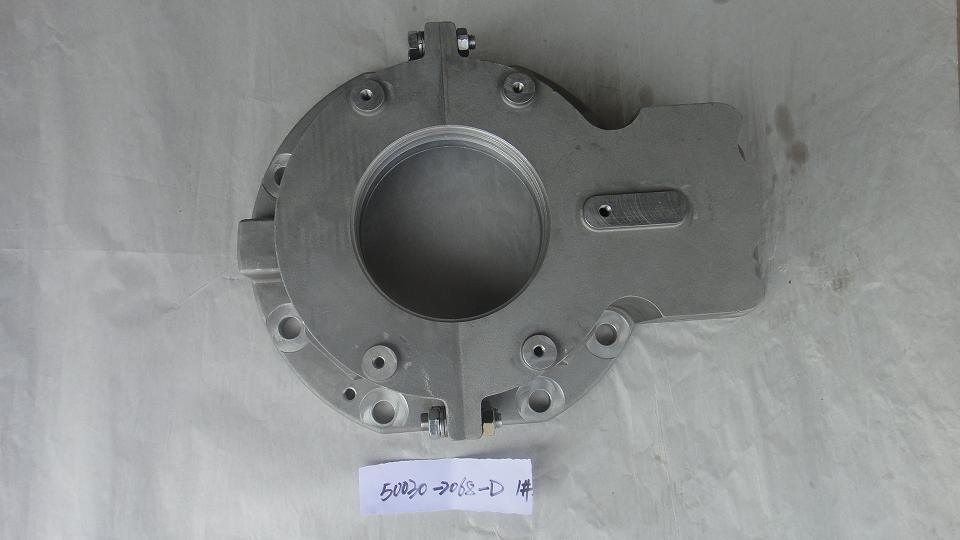 Sand Casting Aluminum Top with CNC Machining