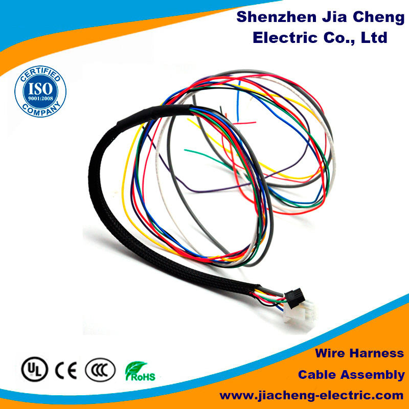 China Safety Wire Harness Manufacturing Process Wiring Photos ...