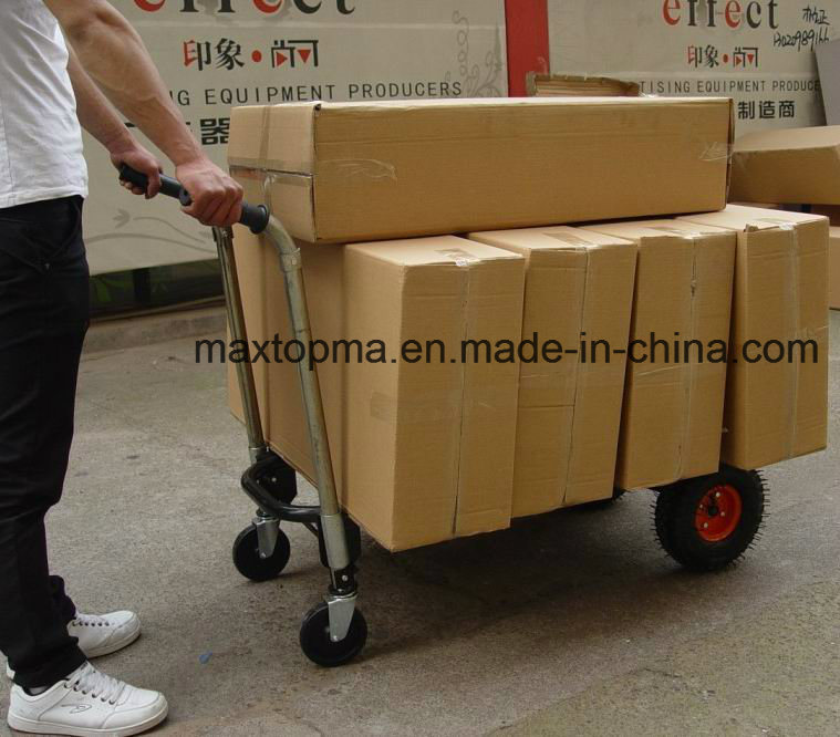 Luggage Trolley/Airport Luggage Cart/Handtruck/Hand Truck (MT-7) pictures & photos
