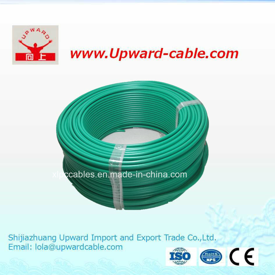 China Rated Voltage 450/750 Type Electric Wire - China Electric Wire ...
