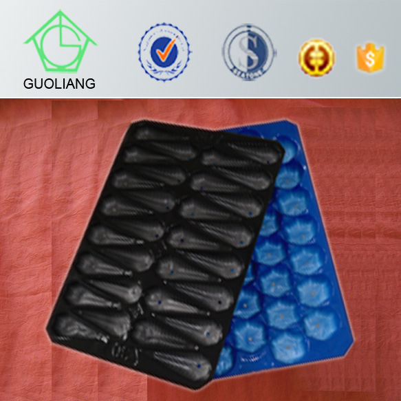 2016 Main Promotion Europe Market Popular Food Grade Polypropylene Fruit Nest Tray Made in China