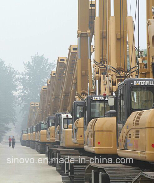 China Original CAT Base TH-60 Hydraulic Piling Rig Photos & Pictures