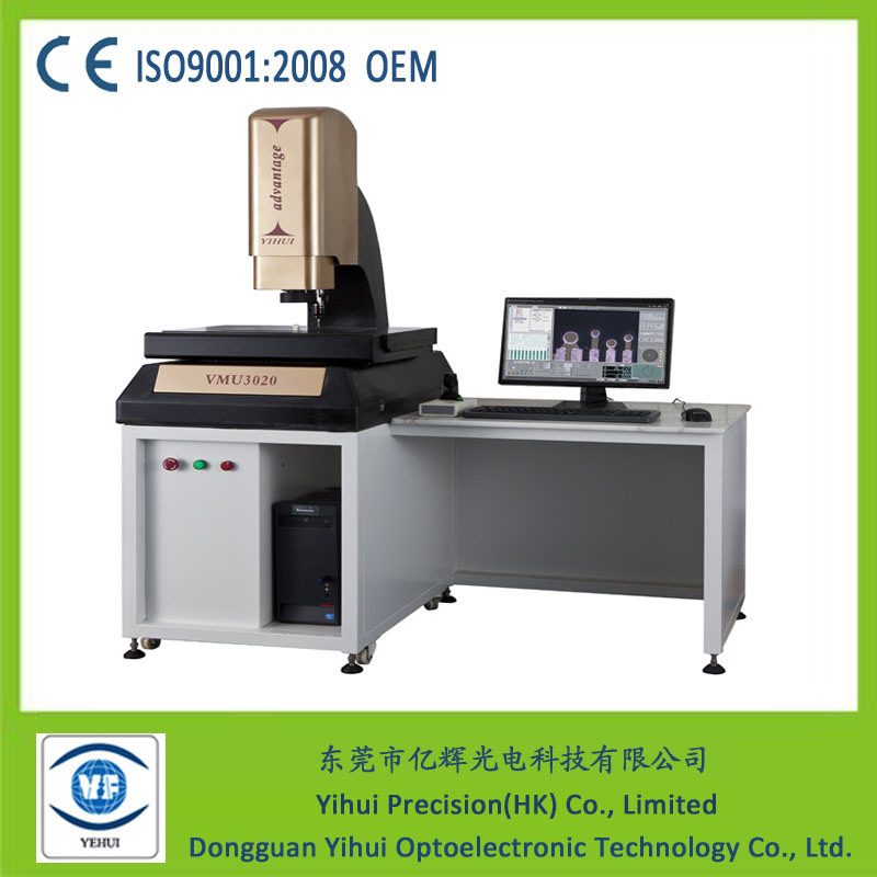 China 2d and 3D Optical Measurement System with Renishaw