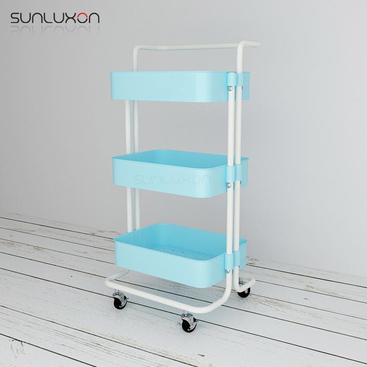 Rack Holder Storage Shelf Organizer