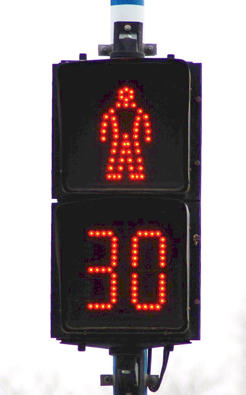 China Led Traffic Lights For Pedestrians China Led Light