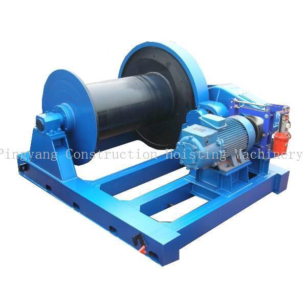 [Hot Item] Electric Lifting Winch with Failsafe Brake