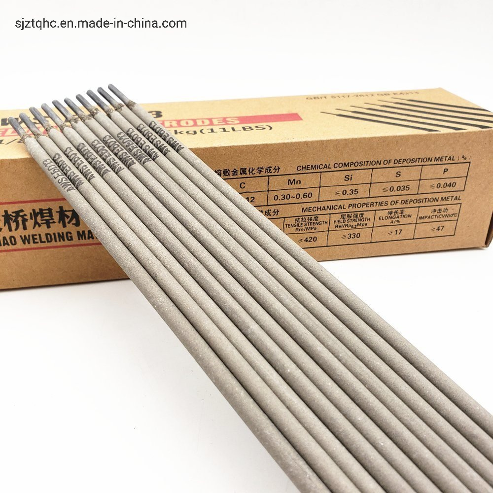 Prime Quality Aws Eznfe-Cl Machinable Cast Iron Welding Electrode