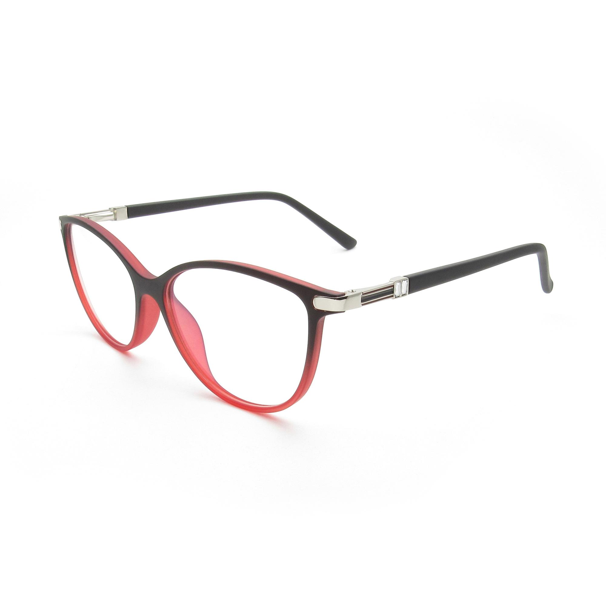 China High Quality Tr8354-8 Big Tr90 Multi Color Optical Frame for ...