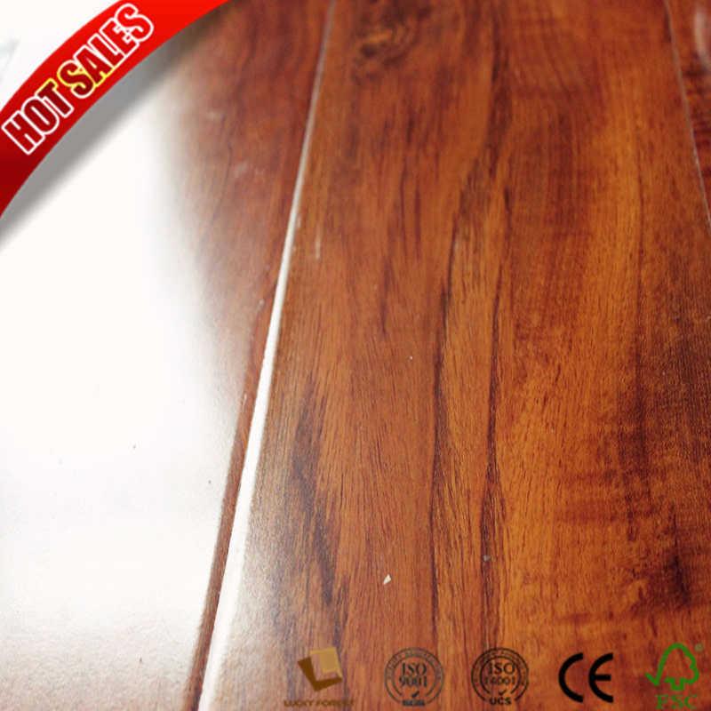 China Crystal Kronotex Exterior Laminate Flooring Hardwood Building Material