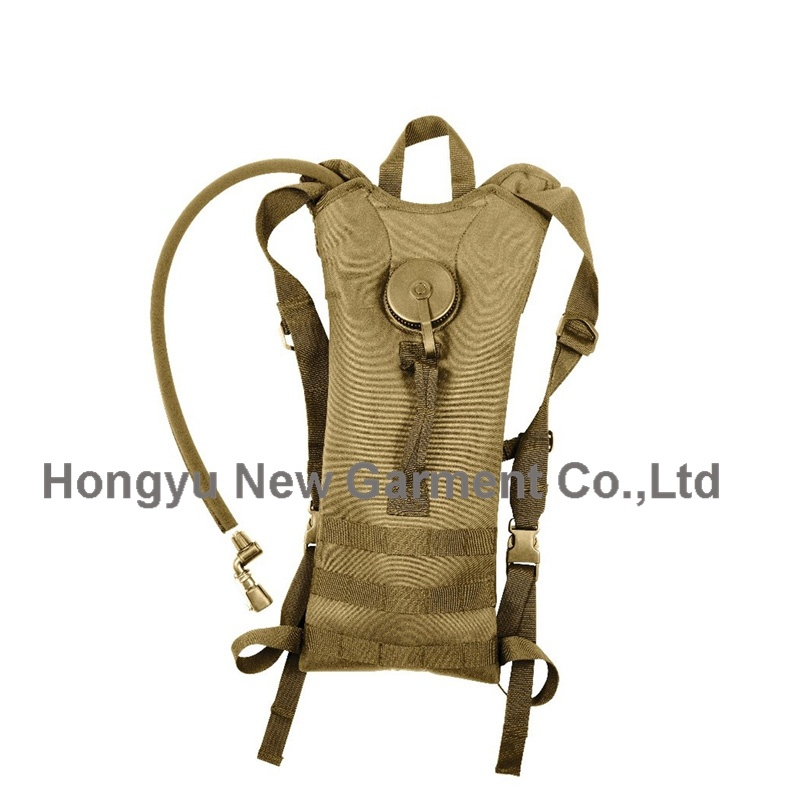 Military Molle 3 Liter Backstrap Hydration Bag