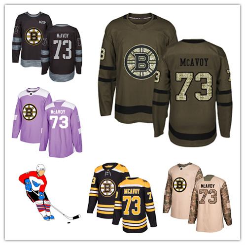 the latest 34cbc 10cbb [Hot Item] Men Women Youth Bruins Jerseys 73 Charlie Mcavoy Hockey Jerseys