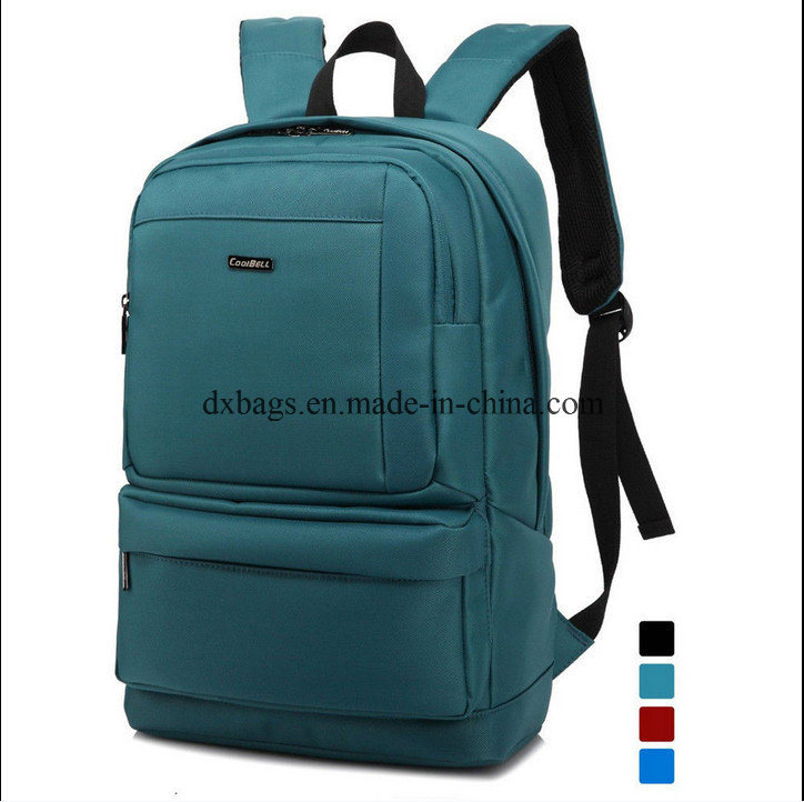 Men&Women Business Bag 15.6 Laptop Backpack Computer Notebook School Travel Bag pictures & photos