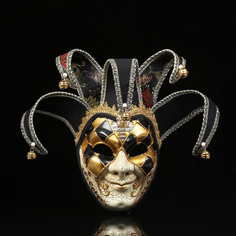 06c4dfd0589b China Women Girl Party Mask Venice Masks Party Supplies Masquerade Mask  Christmas Halloween Venetian Costumes Carnival Anonymous Masks - China  Women Girl ...