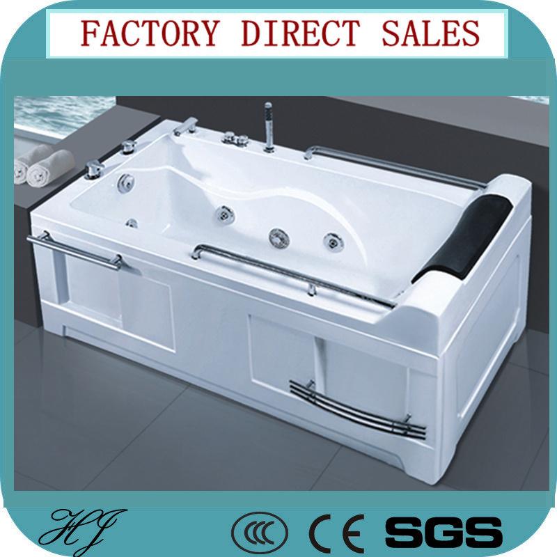 China 2018 Hot Tub Acrylic Sanitary Whirlpool Bath Tub 548 Photos ...