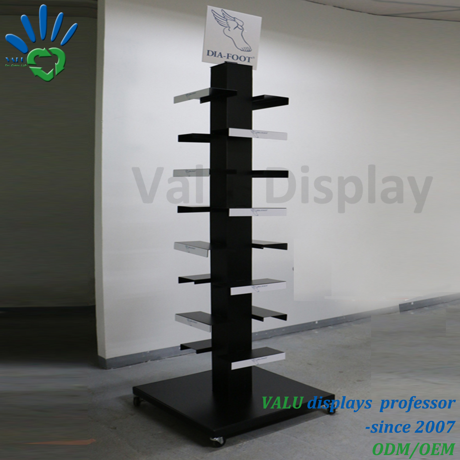 china shoes display stands shoe display rack
