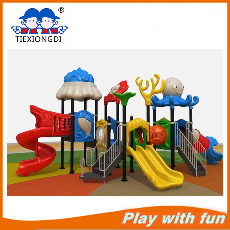 Outdoor Children Playground Equipment for Sale Txd16-Hod003