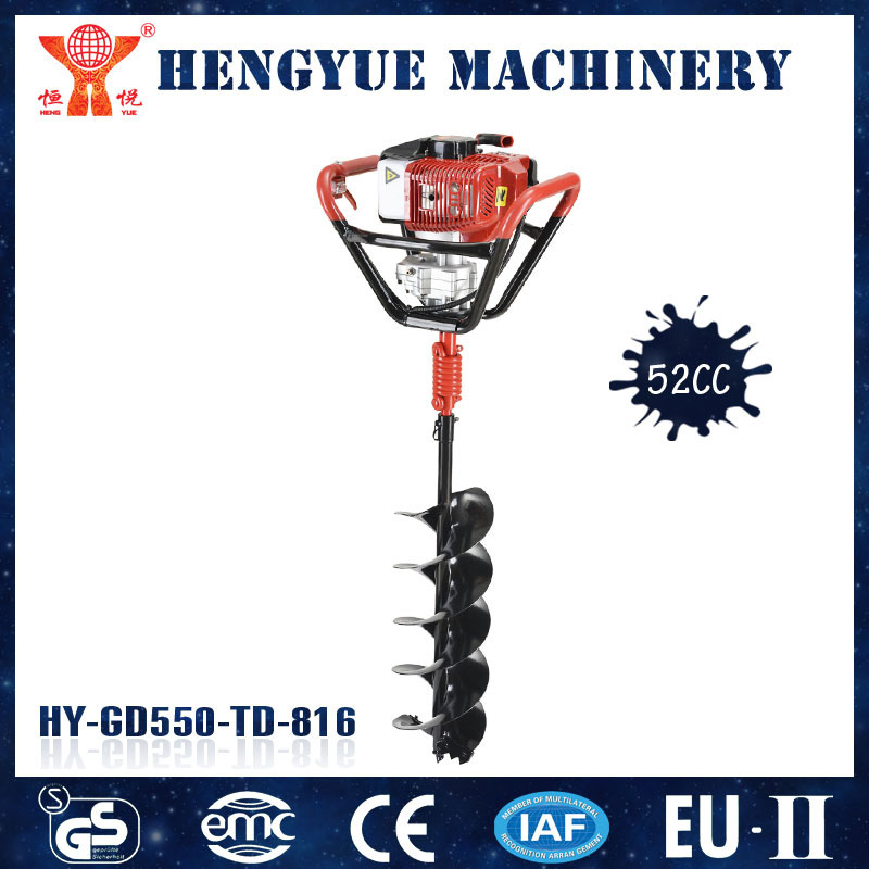 New Design Ground Hole Drill Earth Auger with High Quality