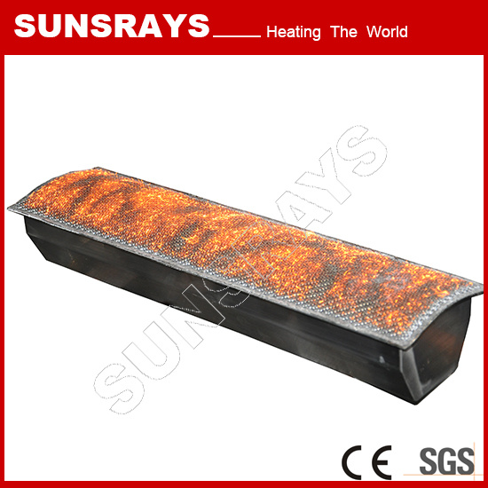 Infrared Catalytic Heater Metal Fiber Burner for Roasted Coffee pictures & photos