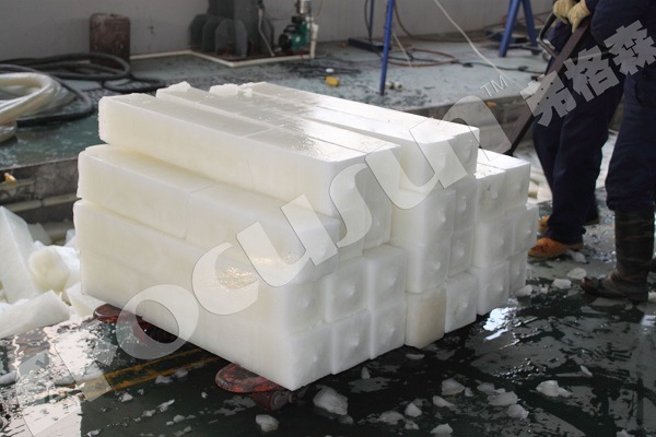 25 Tons Per Day Direct Freezing Block Ice Making Machine pictures & photos