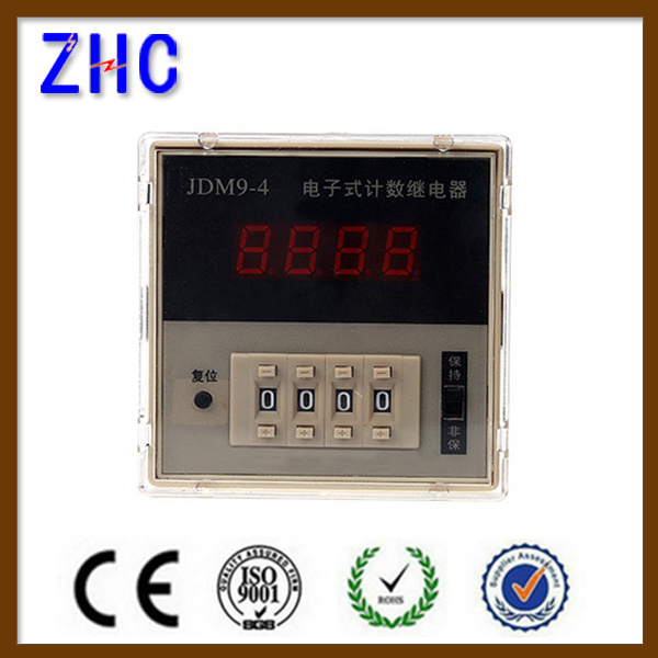 Jdm9-6 Digital Counter Electronic Counter Digital Display Time Delay Relay