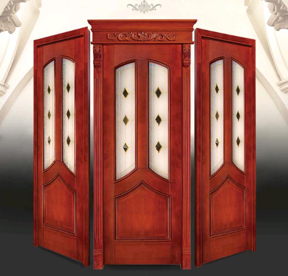 China Wooden French Door Wooden French Door Manufacturers