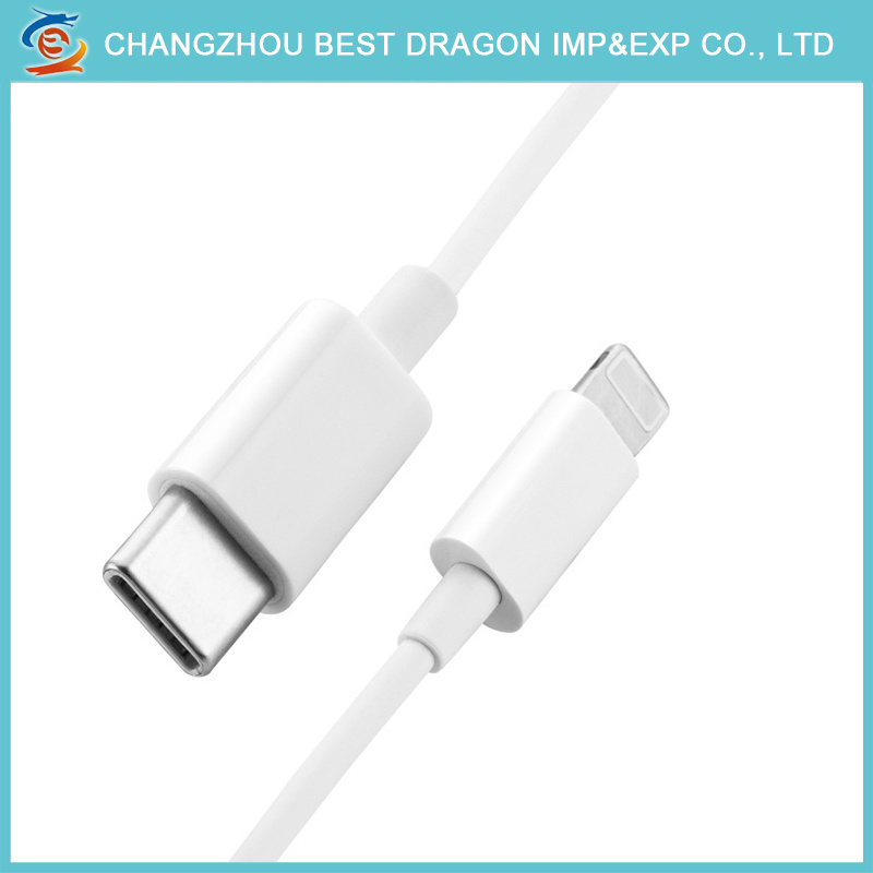premium selection 811d5 57f97 [Hot Item] White Universal 1m Data Cable USB 2A Micro Type C Phone Charger  Cable for iPhone 8/8plus
