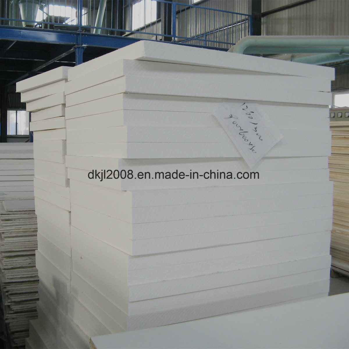 China Fireplace Used Ceramic Fiber Fireproof Insulation Board High Temperature Quality 1350